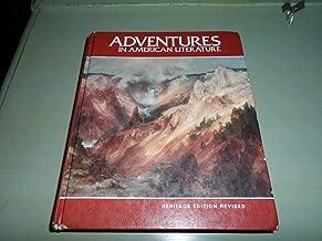 Best adventures in american literature heritage edition Reviews