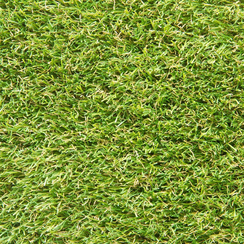 f/ür Balkon und Terrasse gr/üner Nadelfilz Gr/ö/ße: 133x300 cm Steffensmeier Kunstrasen Teppich Wembley