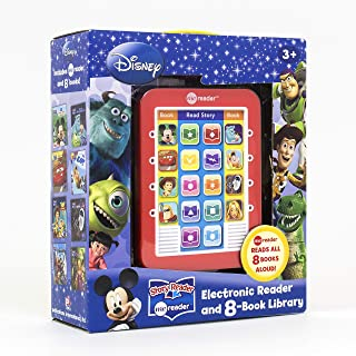 Disney - Mickey Mouse, Toy Story and More! Me Reader Electronic Reader 8-Book Library - PI Kids