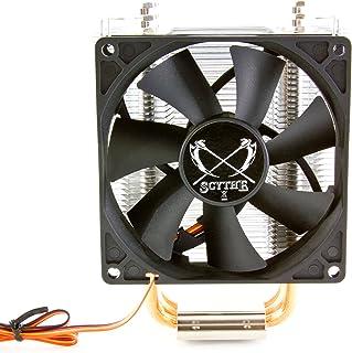 Scythe Katana - Ventilador de CPU, Negro