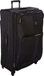 DELSEY Paris Sky Max Softside Luggage with Spinner Wheels