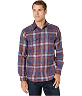 Stonefly Midweight Flannel Long Sleeve Shirt