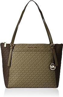 Michael Kors Womens Shopper Bag, Olive Multi - 30H9GV6T9B