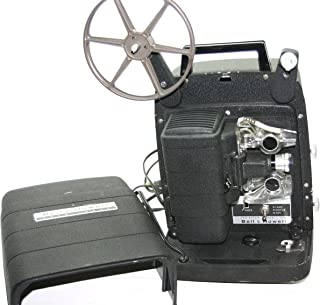 Bell & Howell 8mm Movie Projector Model 256 Auto Load