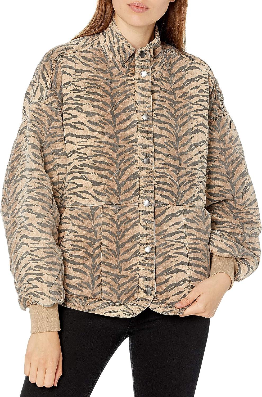 BLANKNYC womens Ranking TOP16 Blanknyc Drop Jacket Shoulder Cheap SALE Start Quilted