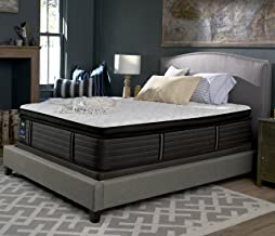 Sealy Response Premium 16-Inch Cushion Firm Euro Pillow Top Mattress, Queen