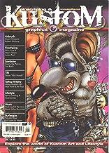Pinstriping & Kustom Graphics Magazine # 30 (January/February 2012)