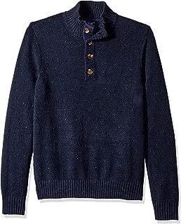 Best men's sweaters mock neck Reviews
