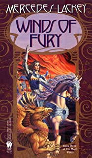 Winds of Fury (Mage Winds Book 3)