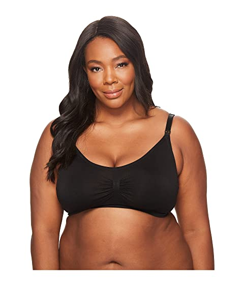 2fb2875e96 Coobie Plus Size Nursing Bra with Hooks at Zappos.com