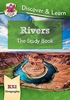 KS2 Discover & Learn: Geography - Rivers Study Book