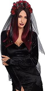 Women's Gothic Headpiece Adult Costume