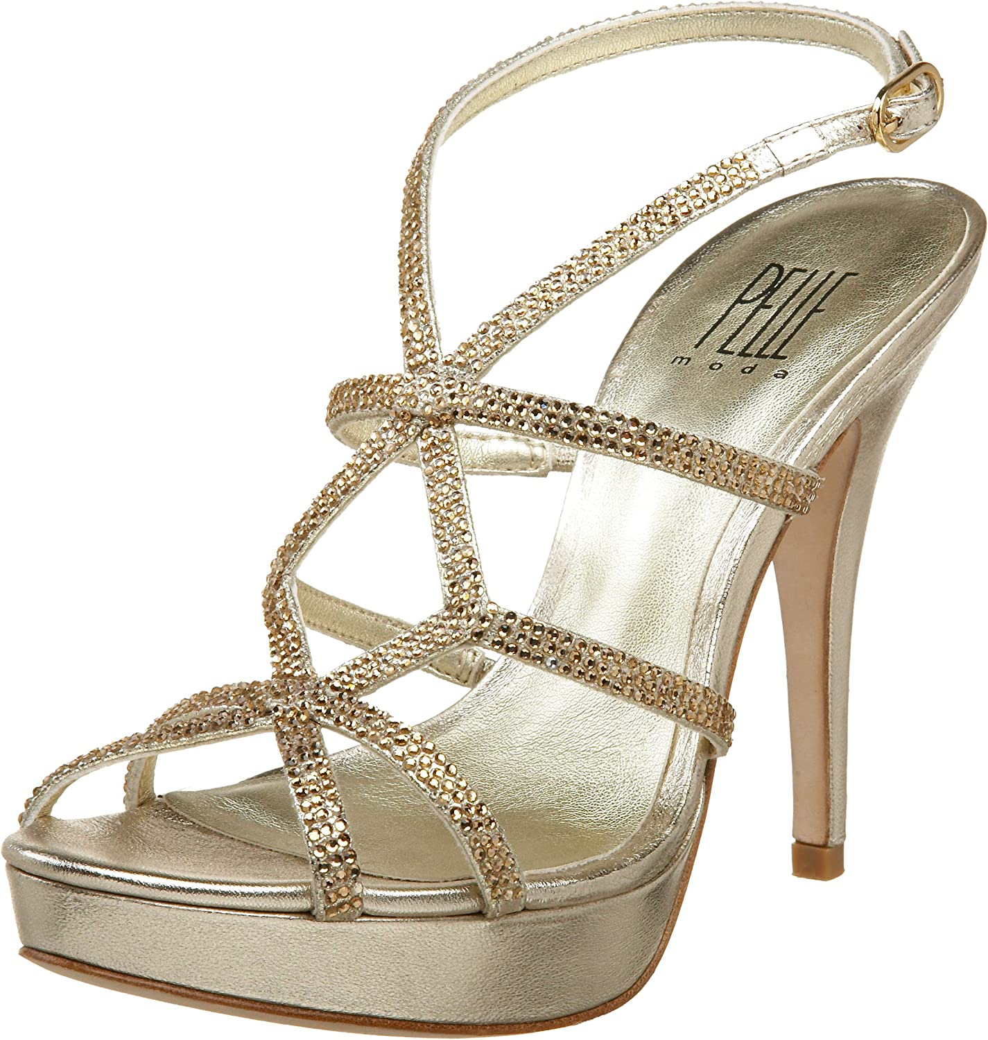 Pelle Moda Women's Vinton Platform Dress Sandal