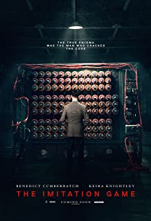 newhorizon The Imitation Game Movie Poster 17'' x 25'' NOT A DVD