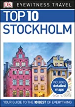 DK Eyewitness Top 10 Stockholm (Pocket Travel Guide)