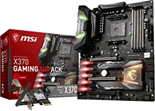 msi x370 gaming m7 ack motherboards