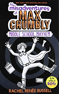 The Misadventures of Max Crumbly 2, Volume 2: Middle School Mayhem