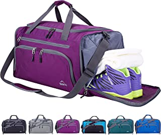 d2384f6a64d2 Amazon.com  Purples - Gym Bags   Luggage   Travel Gear  Clothing ...