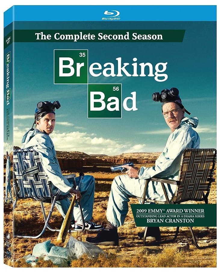 忌み嫌う海里座標Breaking Bad: Season 2 [Blu-ray] [Import]