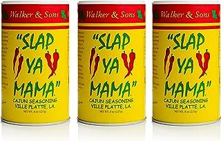 Slap Ya Mama, Seasoning Cajun, 8 Ounce
