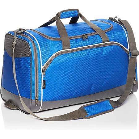 Amazon Basics Sac de Sport, Bleu Roi, M