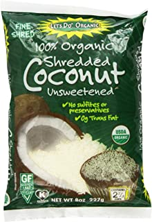 Best whole foods unsweetened coconut Reviews
