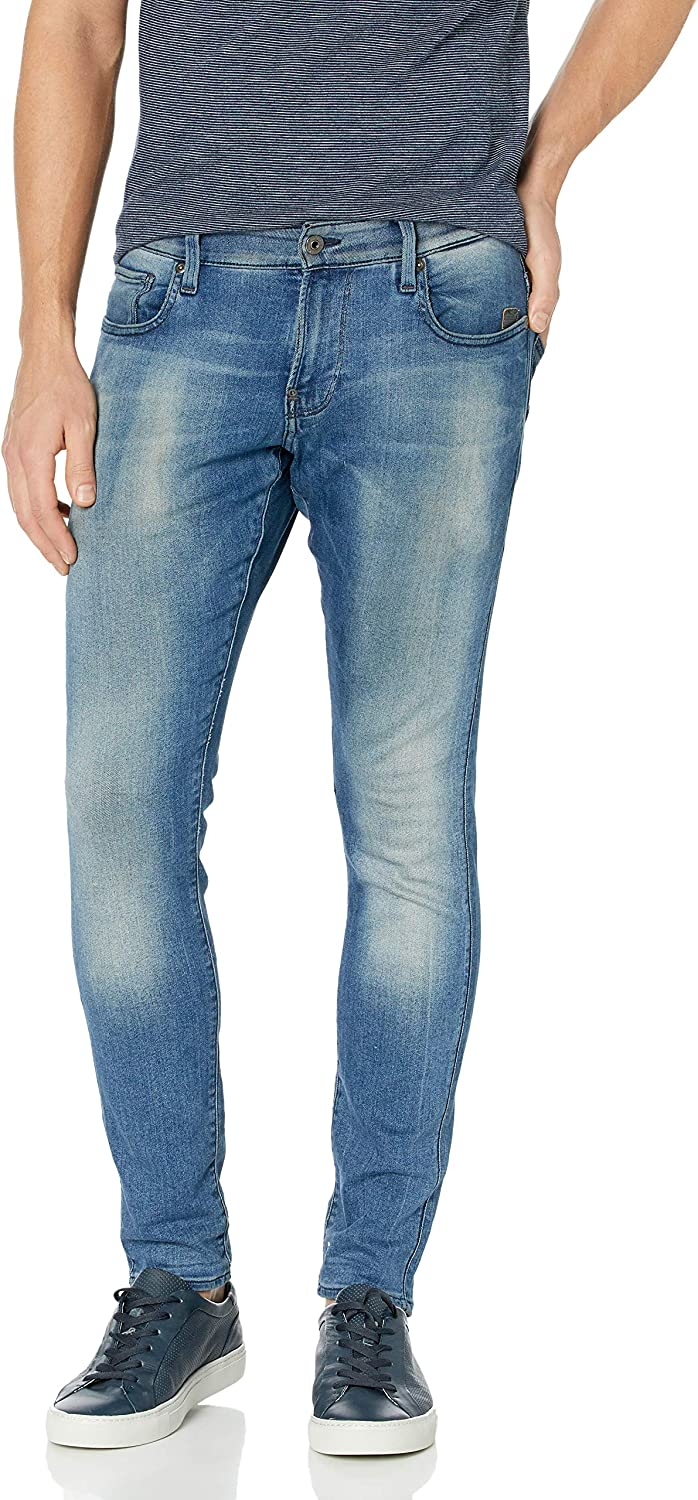G-Star Raw Men's Super Limited time trial price Revend Slim Max 82% OFF