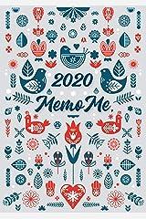 MemoME Planer 2020 classic Spiralbindung