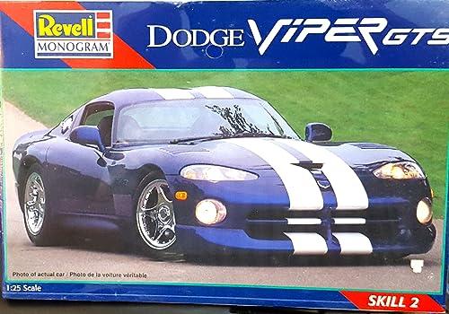 Dodge Viper GTS Coupe (Plastic model)