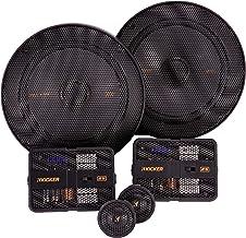 Kicker KSS50 Car Audio 5.25-inch Component Speaker System w/ 1-inch tweeters photo