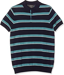 Springfield Men's 9ds Polo M/c Rayas Gg14 Girls Jumpers