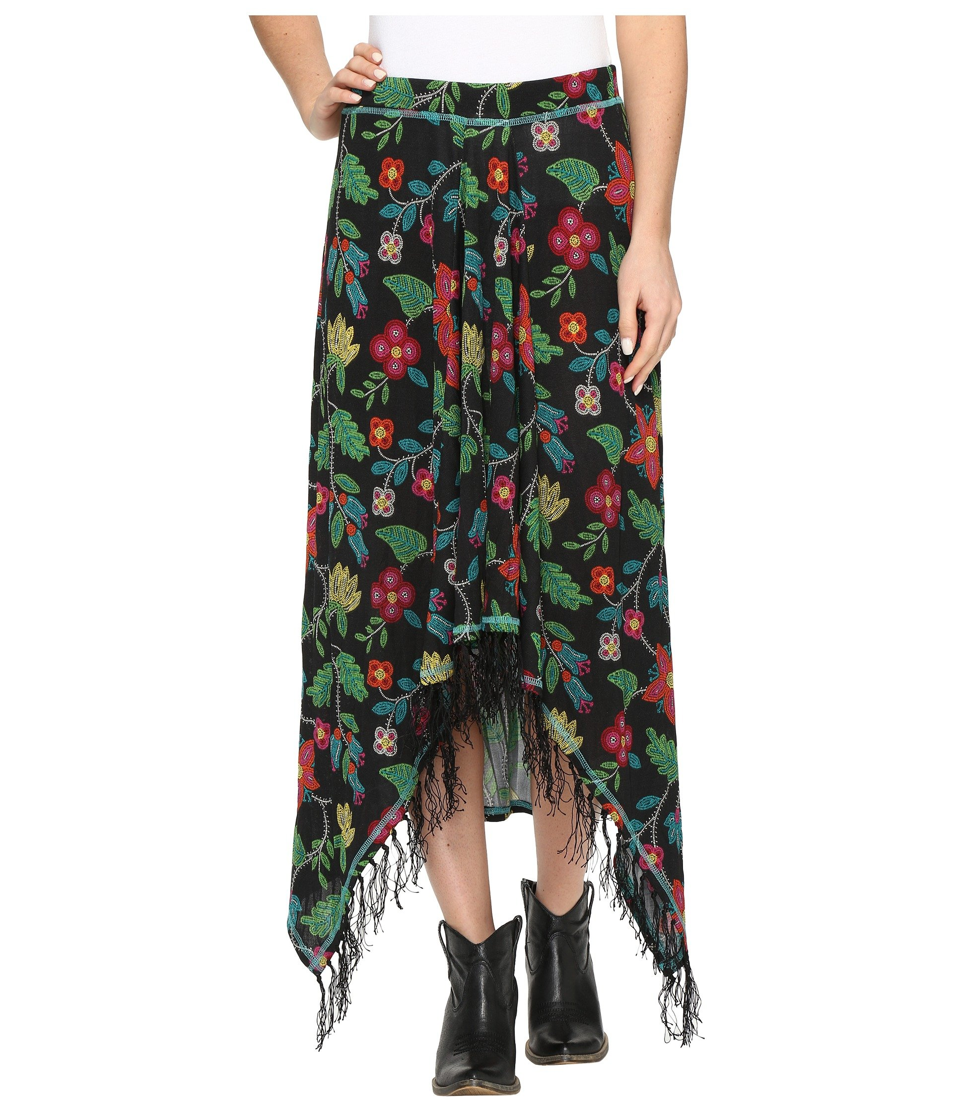Falda para Mujer Double D Ranchwear Oji Skirt  + Double D Ranchwear en VeoyCompro.net