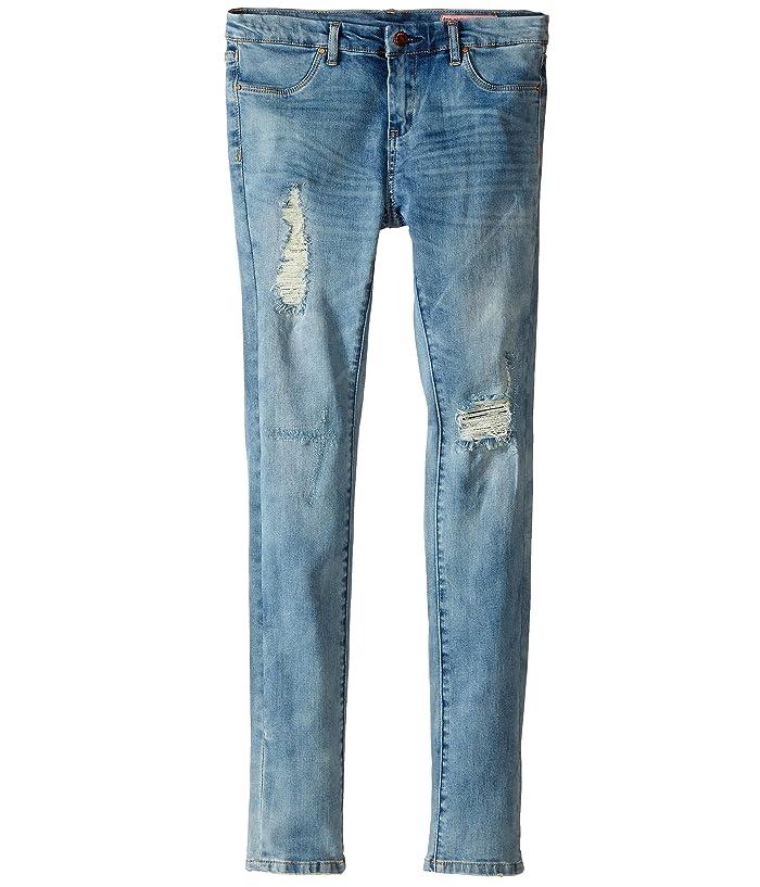 4c32e948f65a Blank NYC Kids Denim Distressed Skinny Jeans in Good Vibes (Big Kids ...