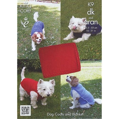 Dog Coat Knitting Patterns: Amazon.co.uk