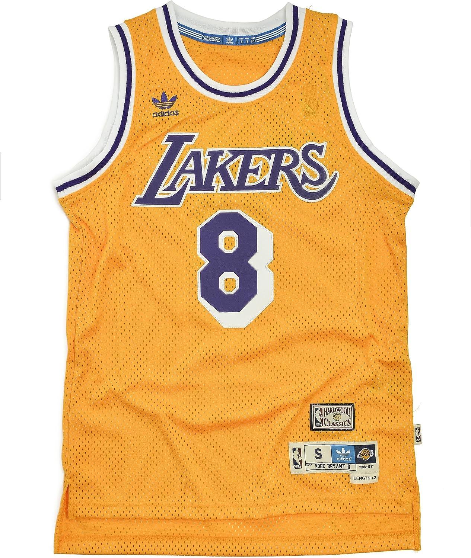 Adidas Los Angeles Lakers #8 Kobe