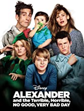 Alexander and the Terrible, Horrible, No Good, Very Bad Day (Plus Bonus Features)