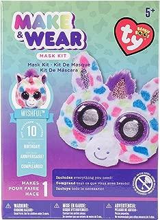 Darice 30018919 Beanie Boo Glasses Activity Kit, Multicolor