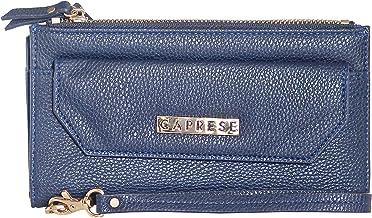 Caprese Mia Zip Wallet Large Blue