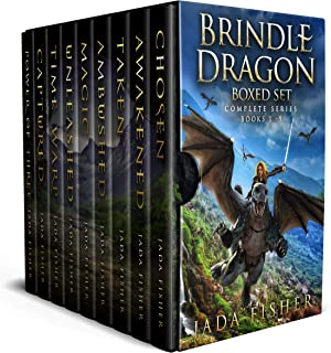 Brindle Dragon Boxed Set: Complete Series: Books 1 - 9