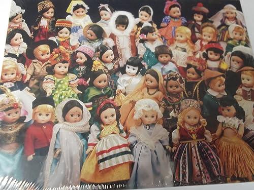 calidad fantástica Madame Madame Madame Alexander Dolls Collection Internationale Springbok 500 piece puzzle by Springbok  precios mas bajos