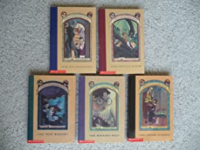 A Series of Unfortunate Events Box Set of 1-5