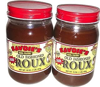 Savoie Old Fashion Dark Roux (2pk)