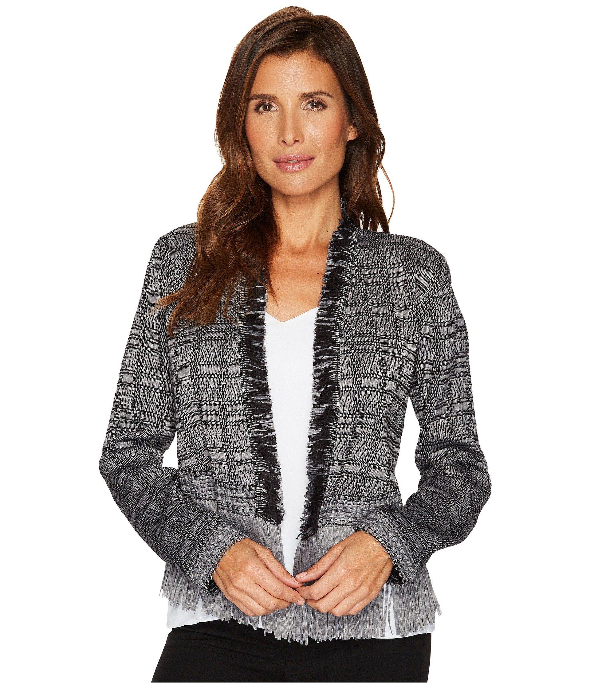 Steel Fringe Jacket