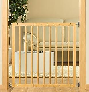 Puerta Reer de seguridad para niños con cerrojo, 106 cm.