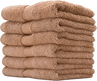 Cozy Homery Premium Cotton Hand Towels   Large 29 X 16'' Ultra Soft & Highly Absorbent Bathroom Towel Set   650 GSM Hotel Spa Quality Luxury Hand & Face Towel Sets   6 Piece