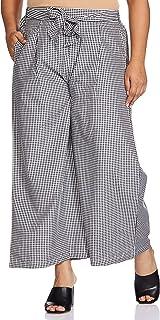 Safana Women's Straight Fit Pants