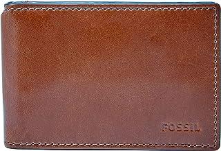 Fossil Men's Hugh Front Pocket Wallet Bifold