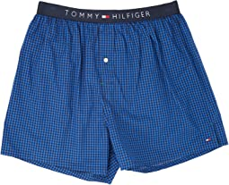 Tommy Hilfiger - Woven Boxer Core