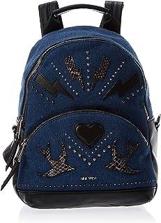 Nine West Women Handbag NW60485703-MDBLU-GRN-BB Blue