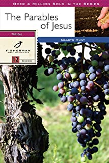 The Parables of Jesus (Fisherman Bible Studyguide Series)